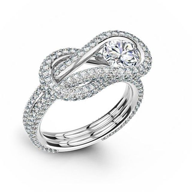 forevermark encordia pave ring