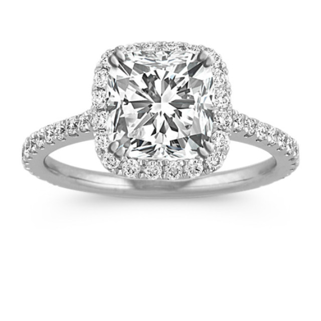 Forevermark Cushion cut Diamond 0,50 ct